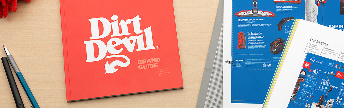 Dirt Devil Brand Guide