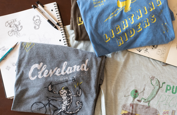 Various T-Shirts